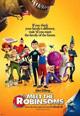 dvd диск с фильмом В гости к Робинсонам