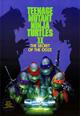 dvd диск с фильмом Черепашки Ниндзя 2: Тайна слизи