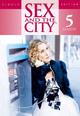 dvd диск с фильмом Секс в большом городе. Cезон 5 (2 dvd)
