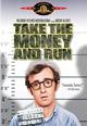 dvd диск с фильмом Хватай деньги и беги