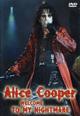 """dvd диск с фильмом Элис Купер """"Добро пожаловать в мои кошмары"""""""