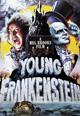 dvd диск с фильмом Молодой Франкенштейн