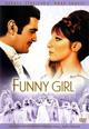 dvd диск с фильмом Смешная девчонка