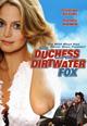 dvd диск с фильмом Герцогиня и грязный лис