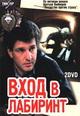 dvd диск с фильмом Вход в лабиринт (Сети рэкета) (2 dvd)