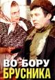 dvd диск с фильмом Во бору брусника