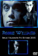 "dvd диск с фильмом Robbie Williams ""Live In Berlin"" (r)"