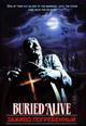dvd диск с фильмом Заживо погребенный