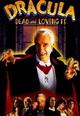 dvd диск с фильмом Дракула мертвый, но довольный