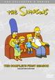 dvd диск с фильмом Симпсоны. Сезон 1 (3 dvd)