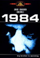 dvd диск с фильмом 1984