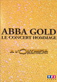 "dvd диск с фильмом ABBA GOLD ""Le Concert Hommage A Olympia"""