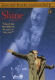 dvd диск с фильмом Блеск