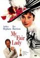 dvd диск с фильмом Моя прекрасная леди