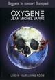 "dvd диск с фильмом Jean-Michel Jarre ""Oxygene In Concert"" Budapest (r)"