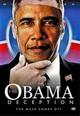 dvd диск с фильмом Обман Обамы