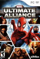 dvd диск с фильмом Marvel Ultimate Alliance DVD
