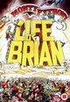 dvd диск с фильмом Житие Брайана по Монти Пайтону