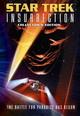 dvd диск с фильмом Звездный путь IX: Восстание