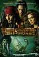 dvd диск с фильмом Пираты Карибского моря 2: Сундук мертвеца