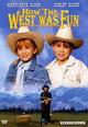 dvd диск с фильмом Весёлые деньки на Диком Западе