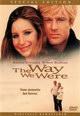 dvd диск с фильмом Какими мы были (Встреча двух сердец)