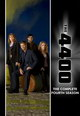 dvd диск с фильмом 4400. Сезон 4 (4 dvd)