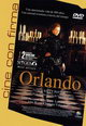 dvd диск с фильмом Орландо