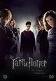 dvd диск с фильмом Гарри Поттер и Орден Феникса