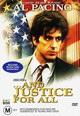 dvd диск с фильмом ...И правосудие для всех