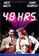 dvd диск с фильмом 48 часов