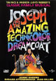 dvd диск с фильмом Joseph and the amazing technicolor dreamcoat (r)