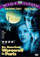 dvd диск с фильмом Американский оборотень в Париже