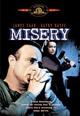 dvd диск с фильмом Мизери (Отчаяние)