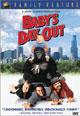 dvd диск с фильмом Младенец на прогулке (Ползком от гангстеров)