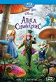 dvd диск с фильмом Алиса в стране чудес